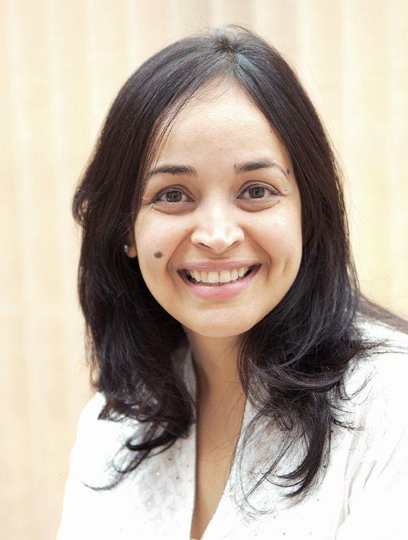 Shefali Samrai, Ph. D.