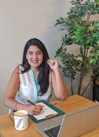 Zameena Jaffer